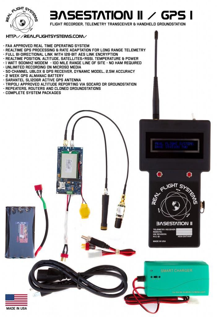 Basestation-II & GPS-1
