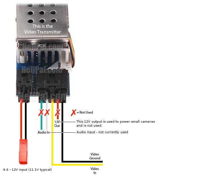 boscam-wiring